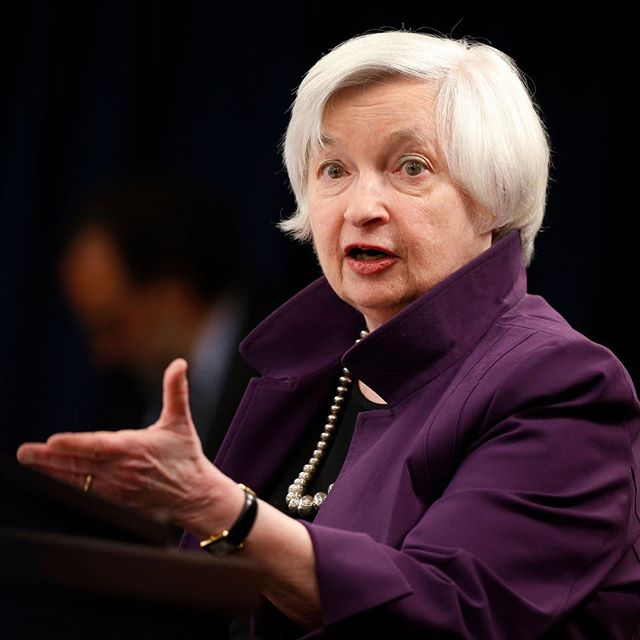 #throwbackthursday on this day in 2014 Janet Yellen became first woman Chair of the Board of Govenors of the Federal Reserve. ⠀⠀⠀⠀⠀⠀⠀ ⠀⠀⠀⠀⠀⠀⠀ ⠀⠀⠀⠀⠀⠀⠀ ⠀⠀⠀⠀⠀⠀⠀ ⠀⠀⠀⠀⠀ Yellen made one of the hardest glass ceilings her platform for reviving the American economy. Now Trump who brags of the economic success she had a hand in, has decided to replace her. ⠀⠀⠀⠀⠀⠀⠀ ⠀⠀⠀⠀⠀⠀⠀ ⠀⠀⠀⠀⠀⠀⠀ ⠀⠀⠀⠀⠀⠀⠀ ⠀⠀⠀⠀⠀ #throwbackthursday #tbt #throwback  #womentolookupto #womensequality #feminism #inspiration #wtlut  #powerful #motivation #strong #power #inspiration #success #goals #news #job