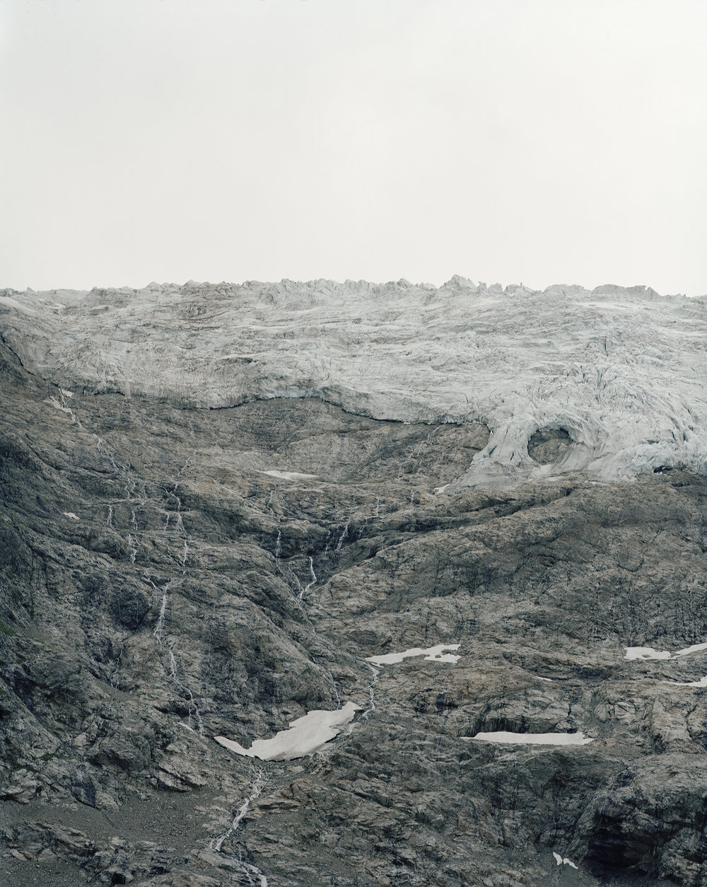 Steingletscher BE