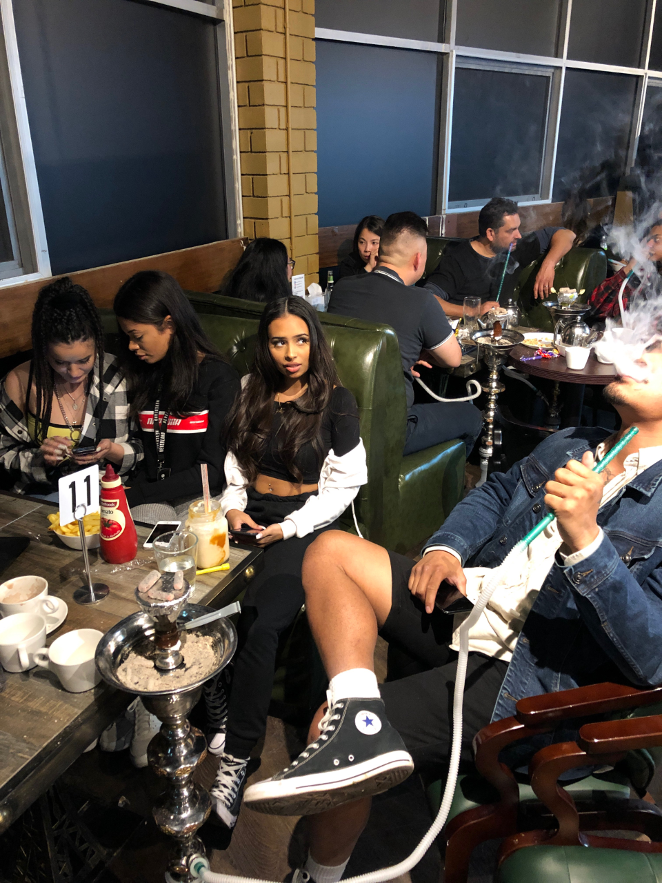 We give 100% in our Shisha and service so our customers can enjoy the very best -