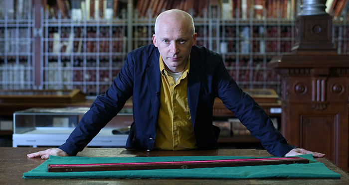 Marcus du Sautoy, Precision - The Measure of All Things. Bluefin Television for the BBC