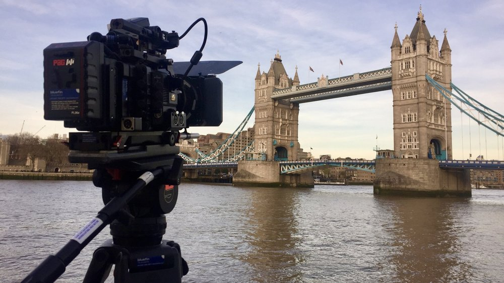 Bluefin TV Camera & Equipment Hire