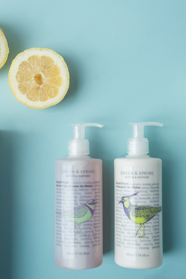 Repair & Restore - Inspired by Victorian English gardens, blending the reviving scent of bergamot, lemon myrtle and orange with the restorative properties of chamomile.Shop Repair & Restore Range
