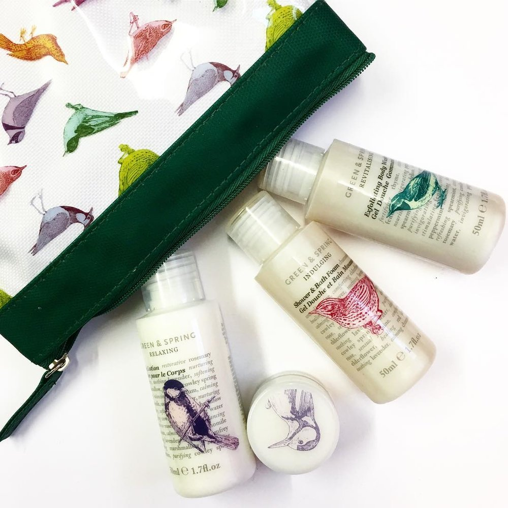 Green and Spring Gift Set