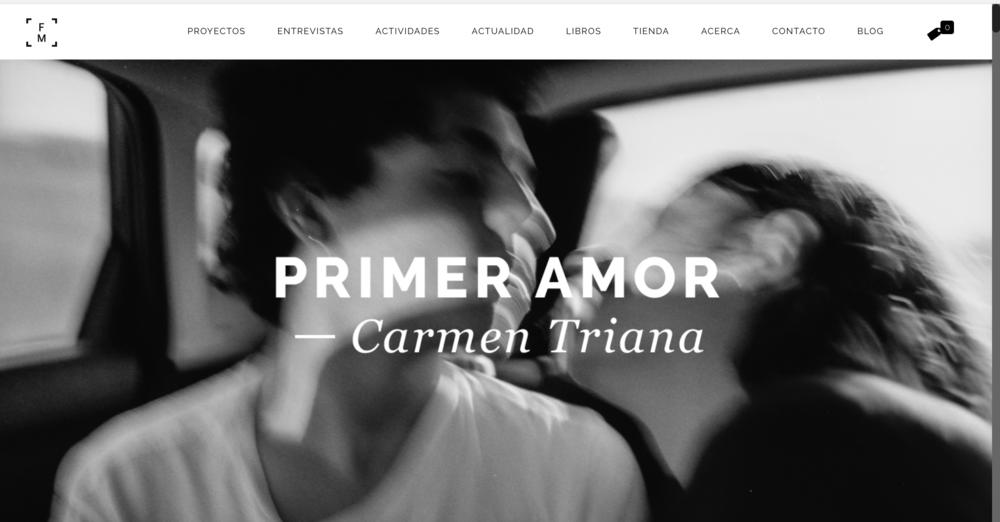 Primer Amor en  Fotomeraki