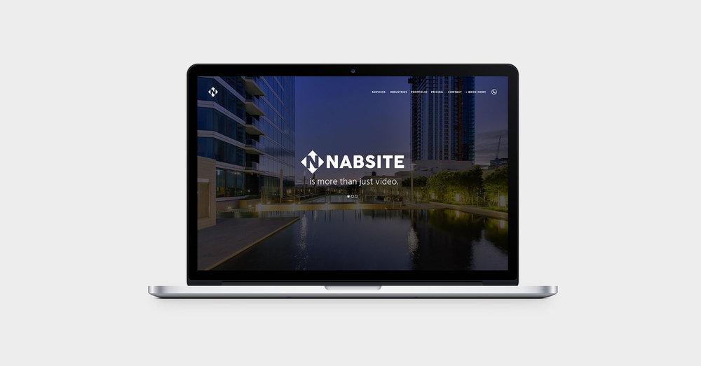 NABSITE WEBSITE & BRAND IDENTITY   + View Project