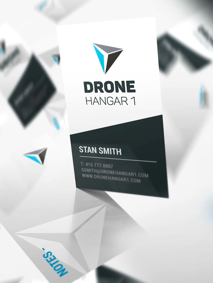 DRONEHANGAR1    Drone community & education   + View Project