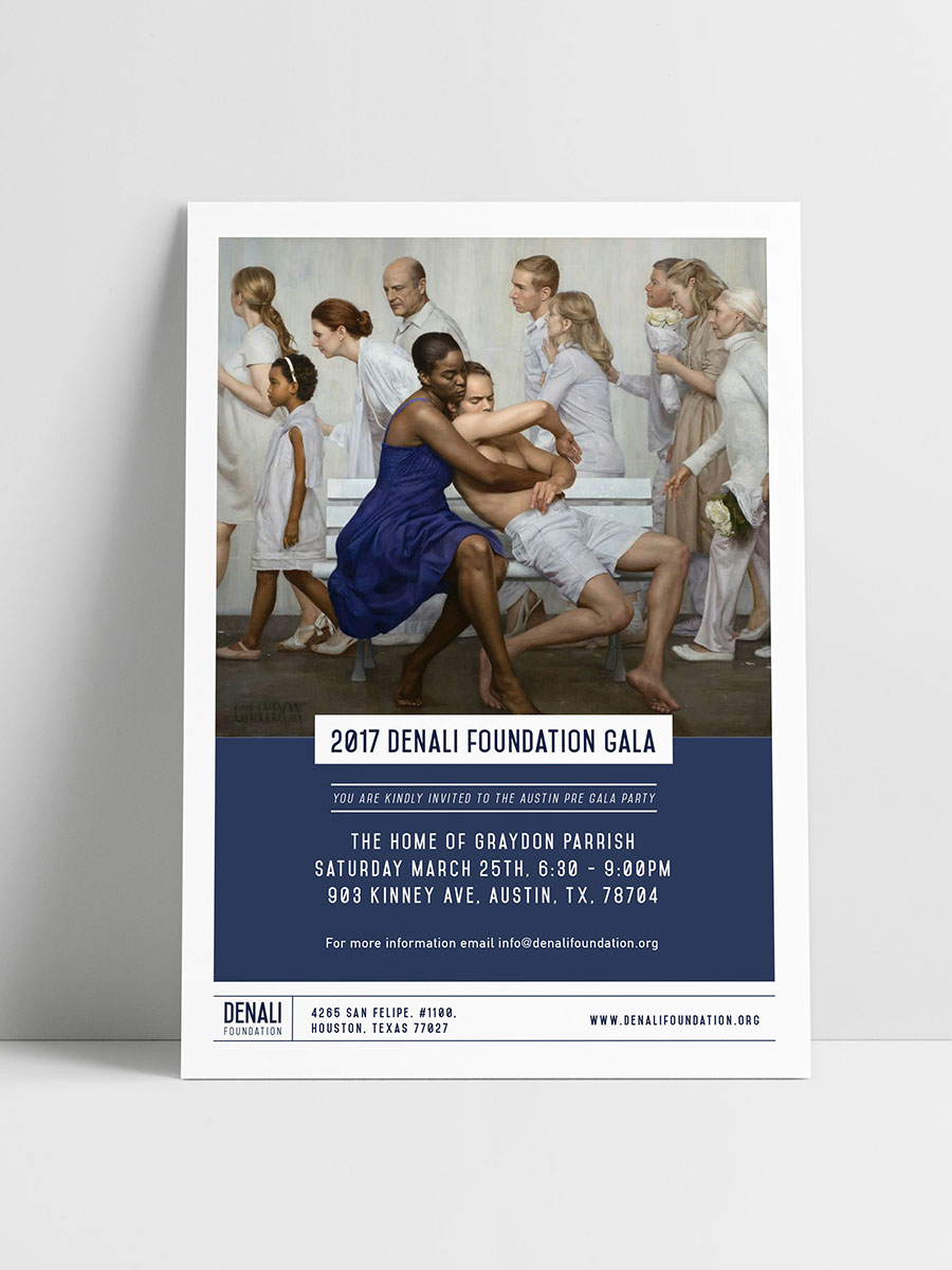 DENALI FOUNDATION GALA MEDIA   Annual fundraising gala   + View Project
