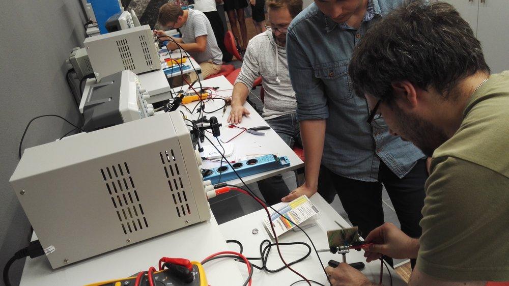 Prototypowanie elektroniki