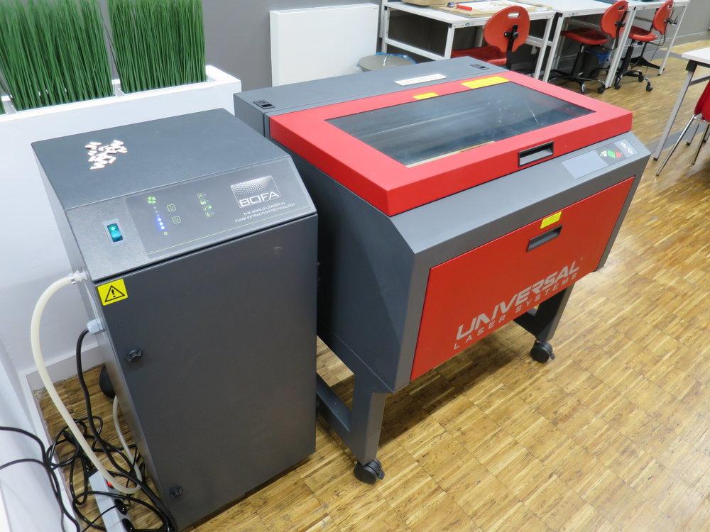 Wycinanie laserem CO2