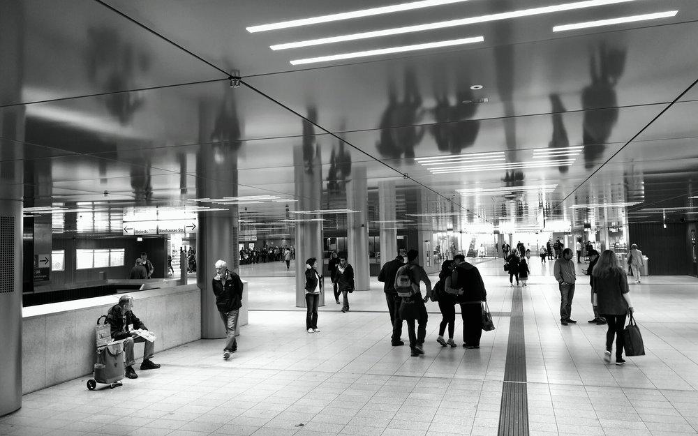 Category: This is Munich (Underground Station Marienplatz)