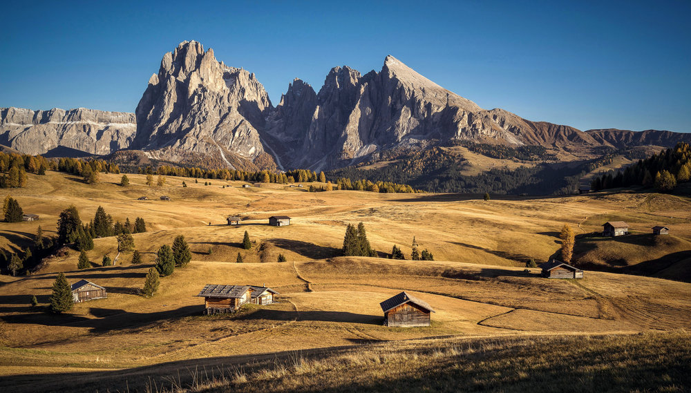Alpe di Siusi is one of these places which you have to visit yourself to believe how beautiful it is.