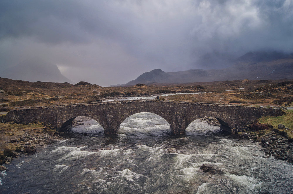 Sligachan Bridge #2