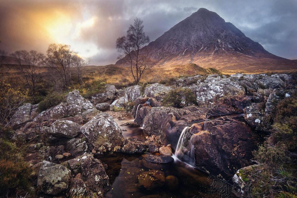 The Buachaille - Glencoe - Scotland 2016