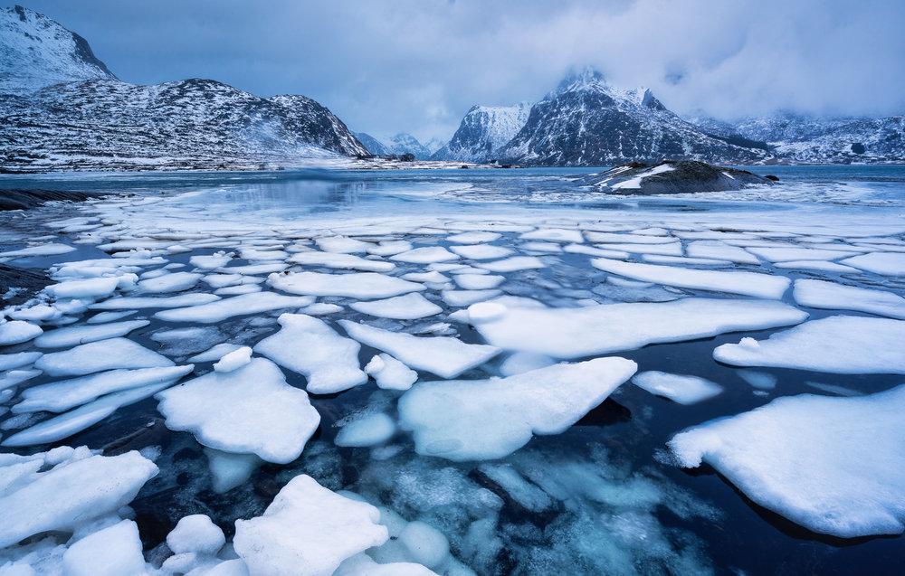 Ice Ice Baby - Lofoten - Norway 2018