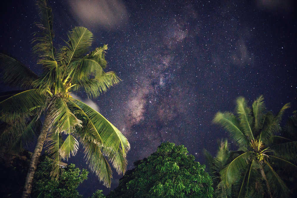 Stars in Boracay - Philippines 2016