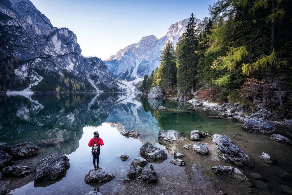 Lago di Braies - Dolomites 2017