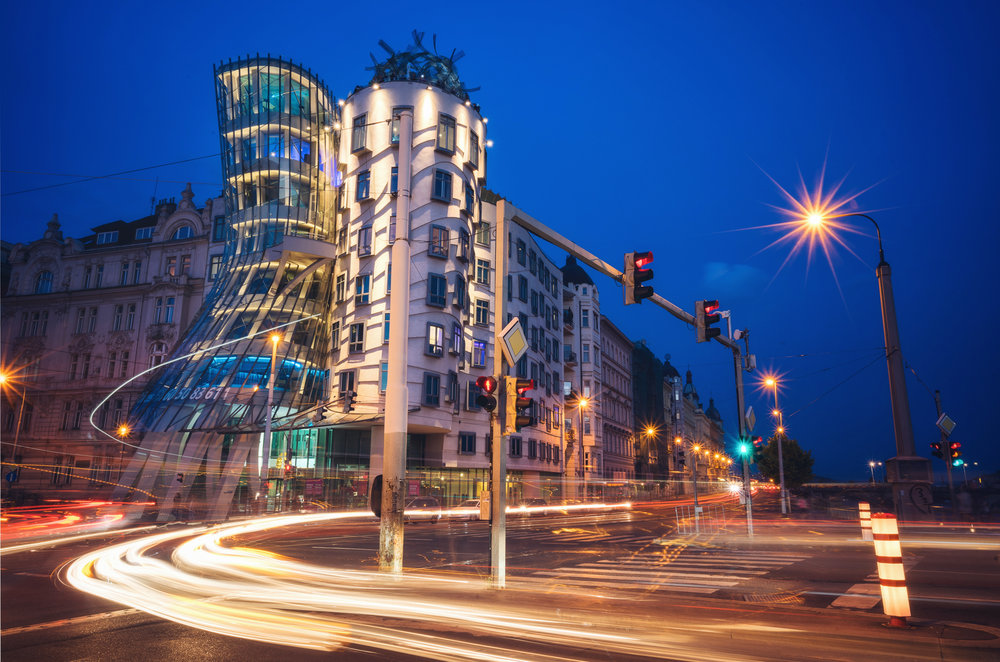 Dancing House - Prague 2018