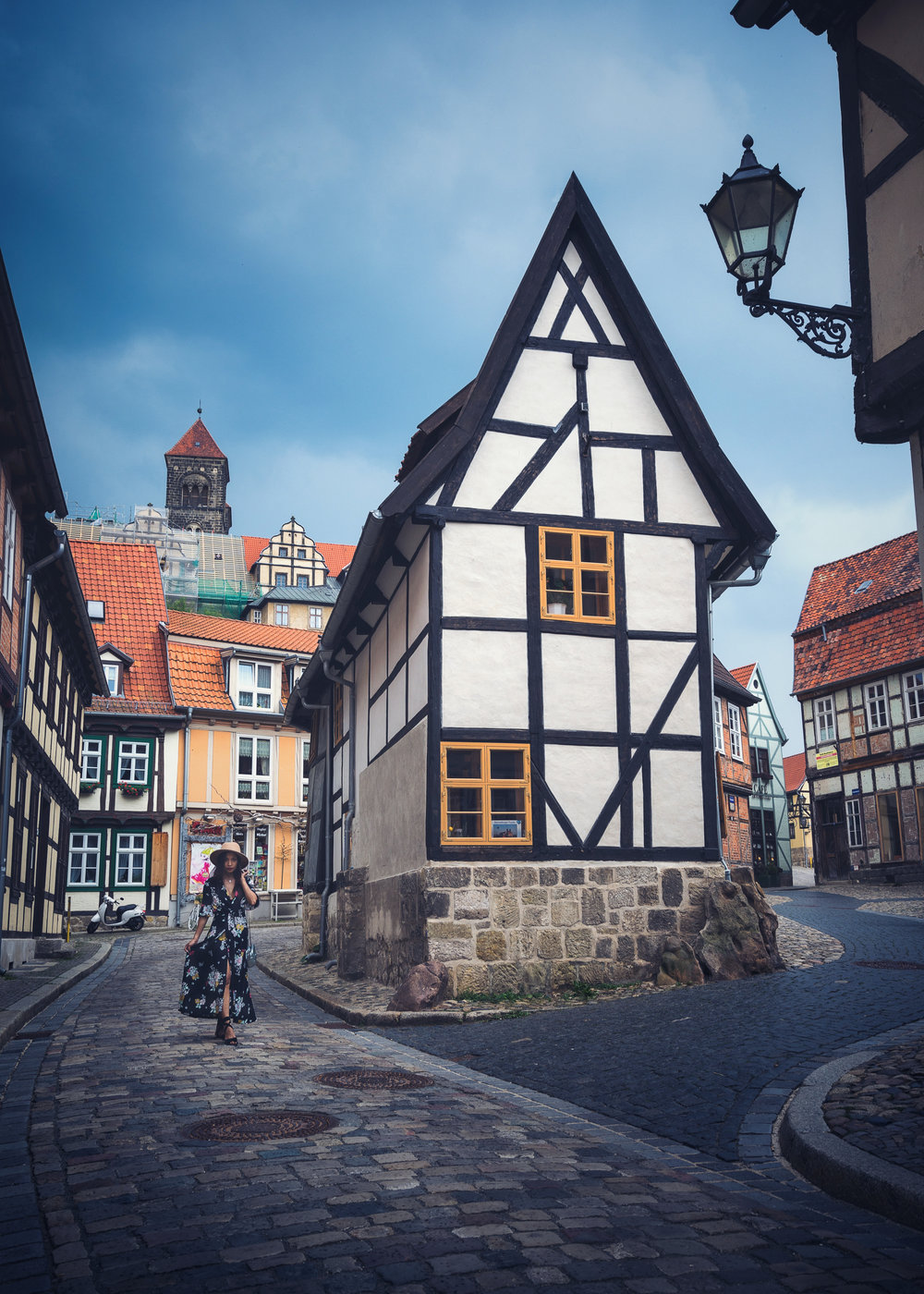 Quedlinburg - Germany 2018