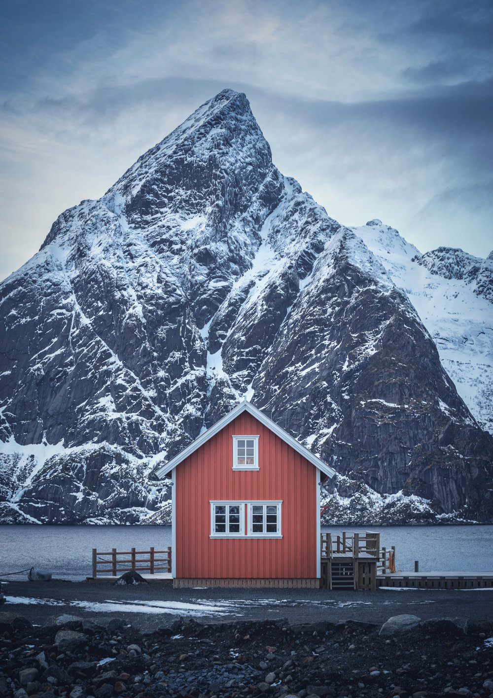 Sakrisoy - Norway 2018