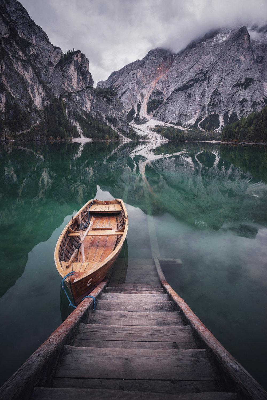 Lago di Braies - Italy 2018
