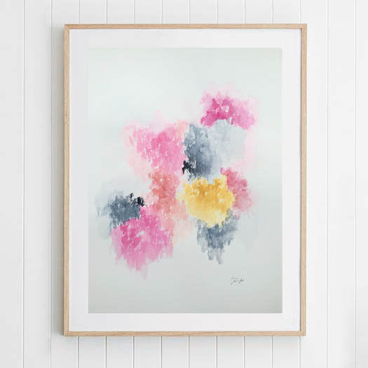 Spring II · 160€ · 50x70cm