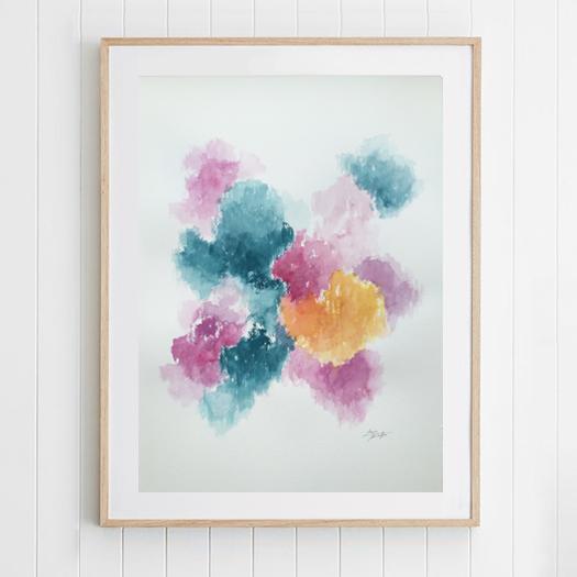 Spring IV · 160€ · 50x70cm