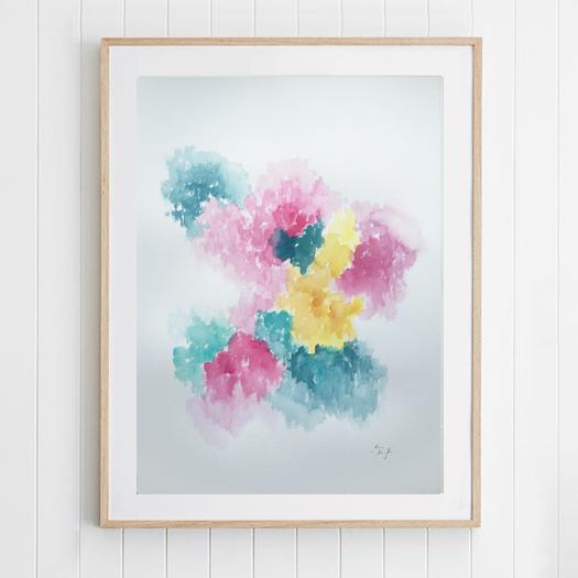Spring V · 160€ · 50x70cm