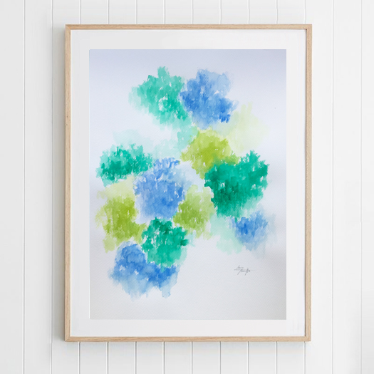 Spring VIII · 160€ · 50x70cm