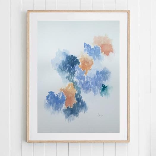 Spring XV · 160€ · 50x70cm