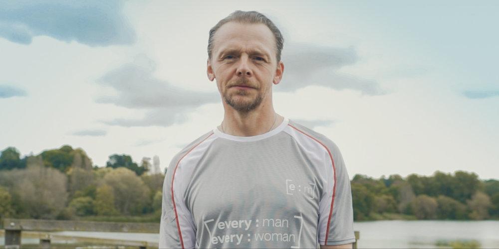 Re:Bourne Fitness - Simon Pegg