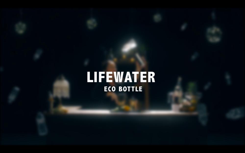 Life Water - Eco Bottle