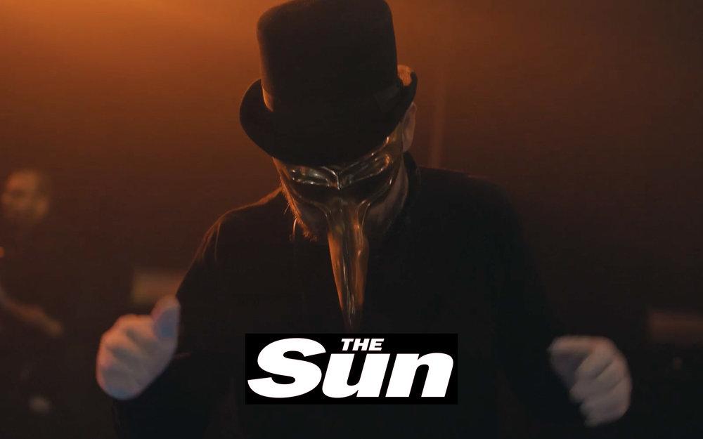 Claptone 'Fantast' - The Sun (OFFICIAL)