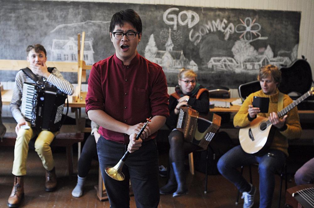 ETHNO - Folkemusikkleir