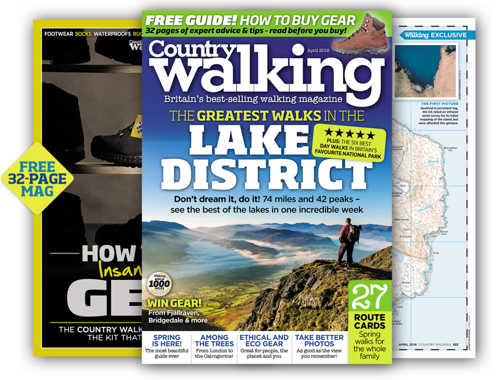 The map is published in full in the latest edition, available now with free P&P.