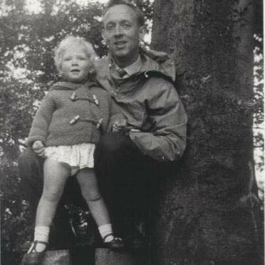 """Helen Padwick – """"We used to walk as a family every Sunday afternoon. I am around two years old here so it must have been around 1965. This was on Northchurch Common near Berkhamsted."""""""
