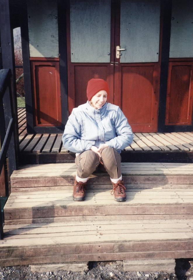 """Helen Blackett-Thorp – """"A walk around Lake Coniston in 1993."""""""