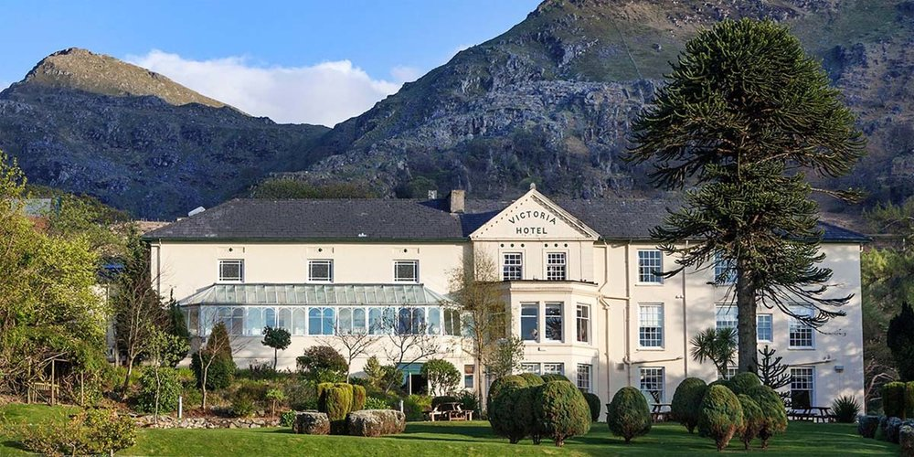 The Royal Victoria Hotel, Snowdonia