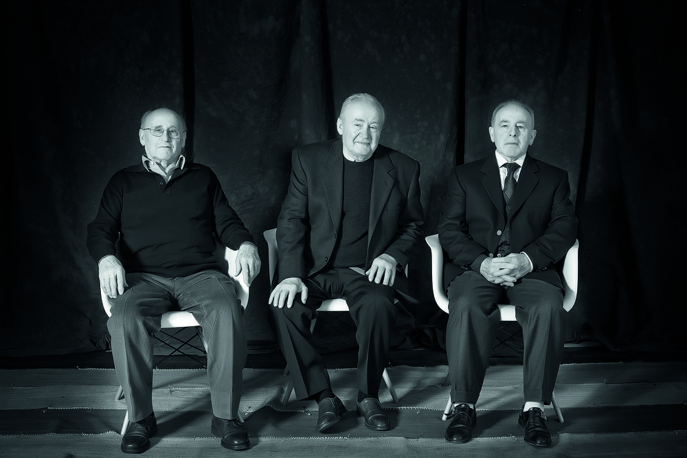 Brothers Francesco, Luigi and Antonio Parisotto took over the firm in 1956, and the family remains at the helm today.