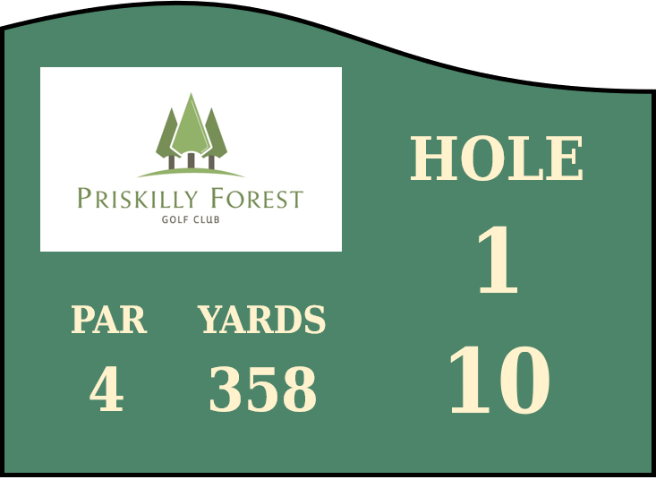 Priskilly Forest Golf Course