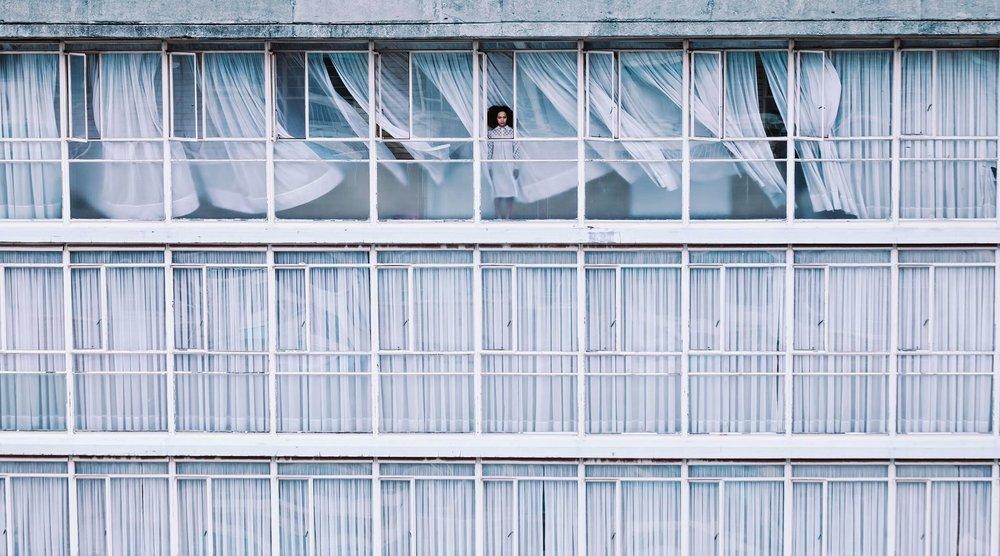 Elsa Bleda, The Overlook Hotel III, 2016