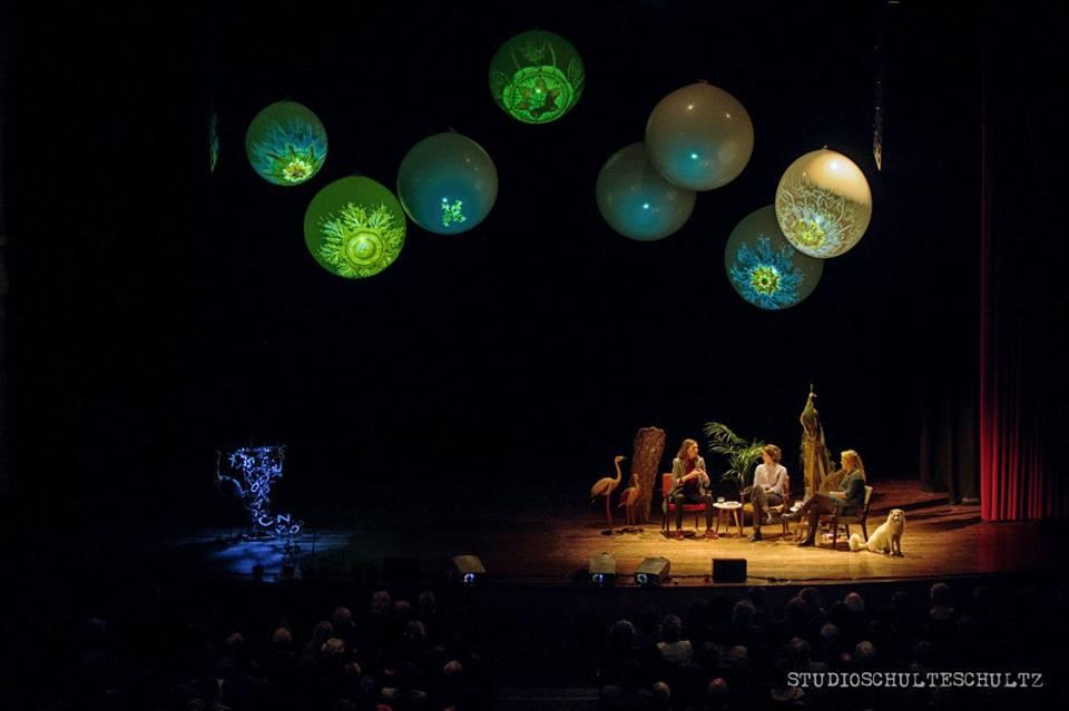 In gesprek met Hanna Bervoets en Lieke Marsman over mens versus natuur, tijdens het Boekenfeest 2018