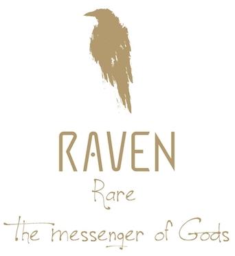 Raven Rare Whisky