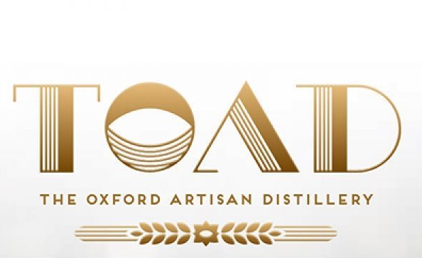 Toad. The Oxford Artisan Distillery.