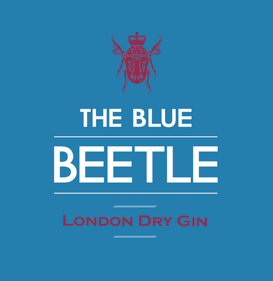 The Blue Beetle Gin