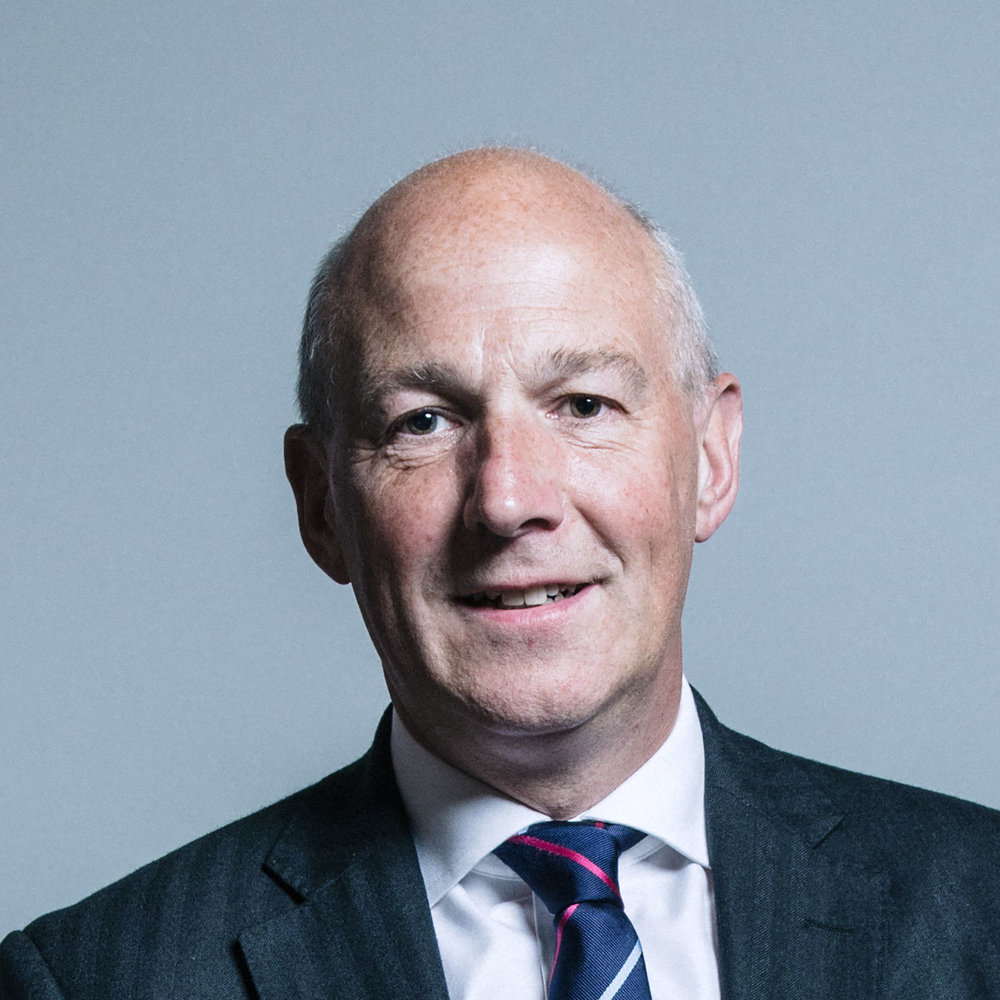 Vice Chair: John Stevenson MP