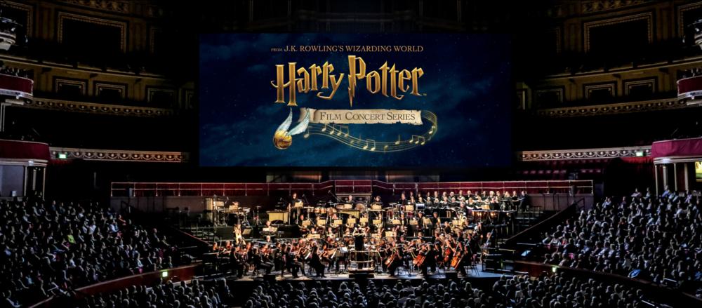 The Harry Potter Film Concert Series