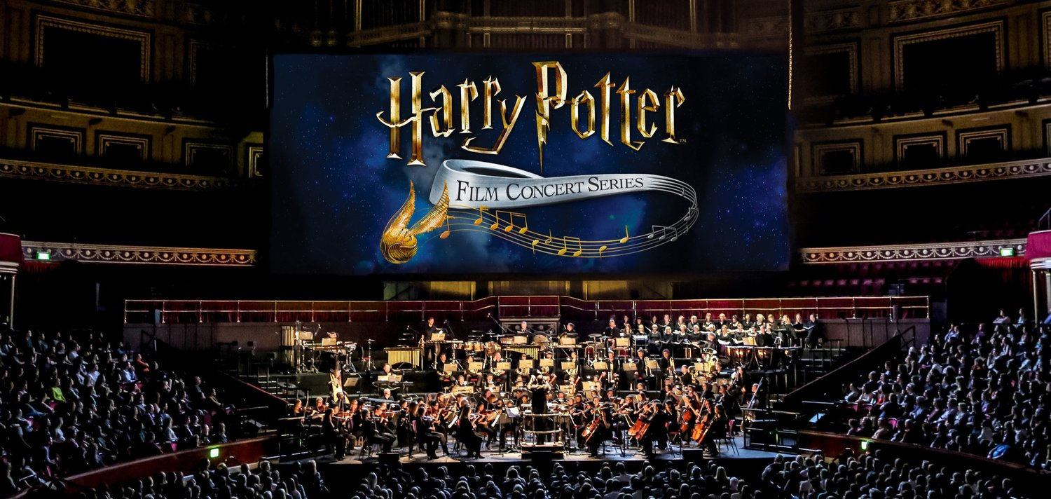 Global Tour of The Harry Potter™ Film Concert Series — The Harry
