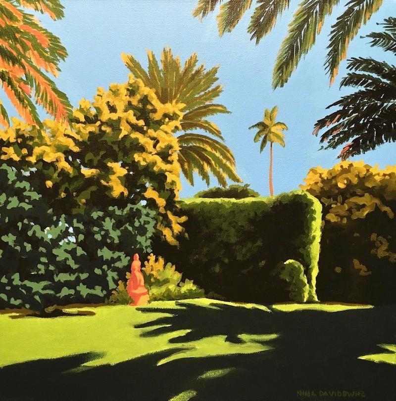 """""""Tropical Zen Garden"""""""