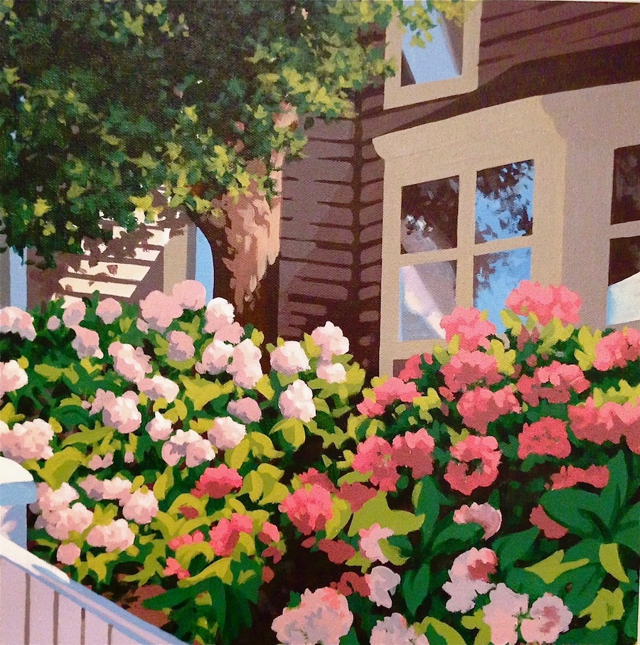 'Nantucket Garden""