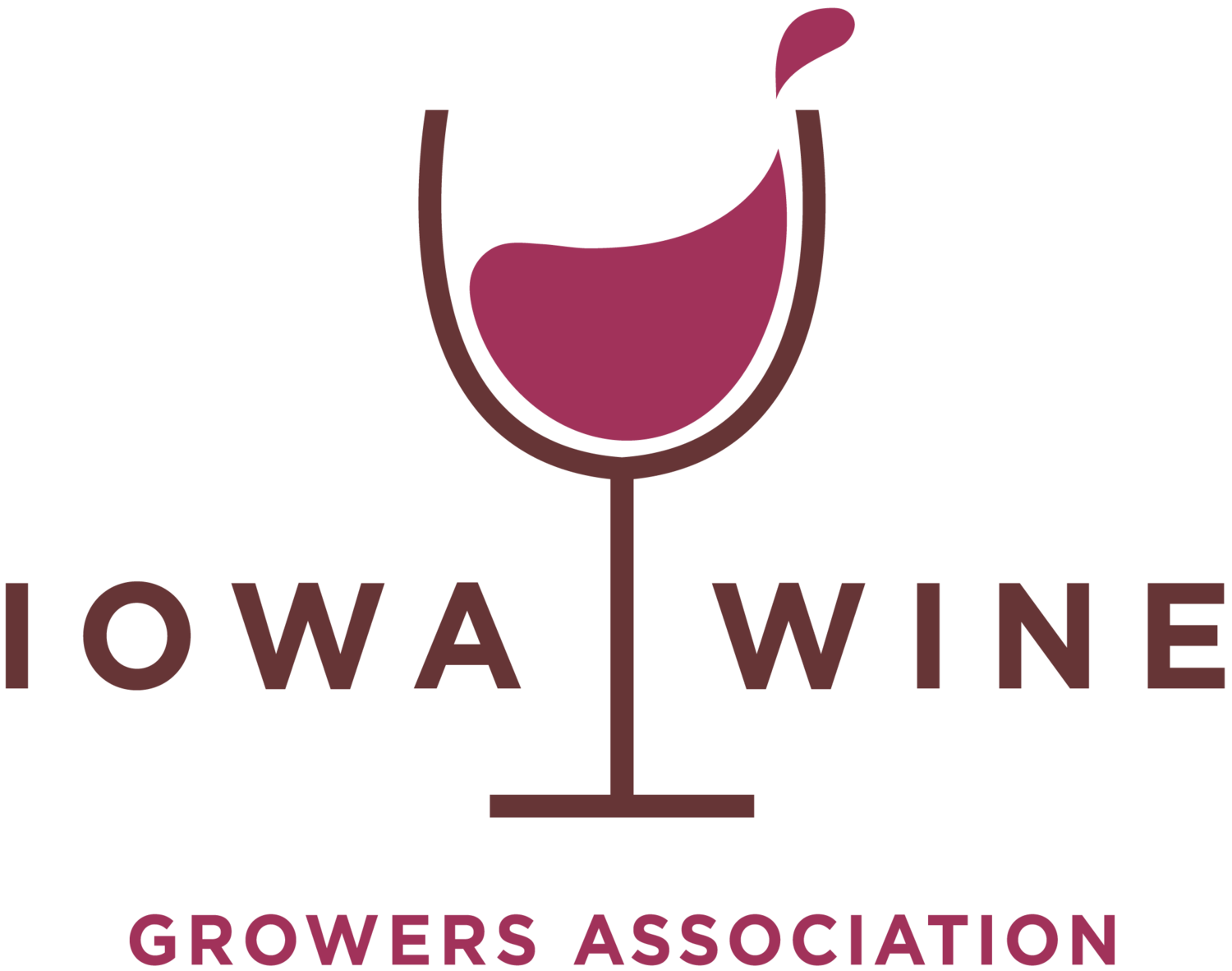 wineries in iowa map Winery Member Map Iowa Wine Growers Association wineries in iowa map